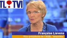 Françoise Lievens invitée sur RTL +