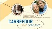 Portrait de Françoise Lievens paru dans 'Carrefour du social'